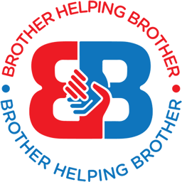 Brother Helping Brother Logo